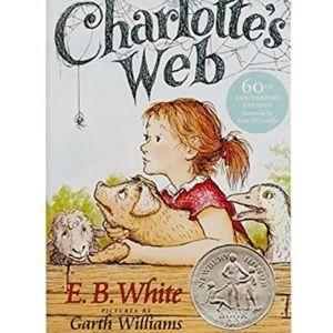 "🌈3/$20~ Book ""Charlotte's Web"" by E.B White"